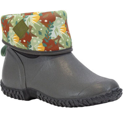 Women's Muckster II Mid - Gray Floral, , large